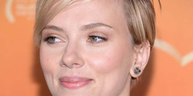 Scarlett Johansson hat nichts gegen einen kleinen, pikanten Scherz