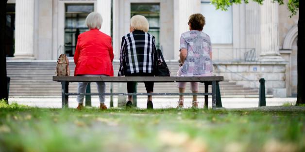 Deshalb kommt die Rente mit 85