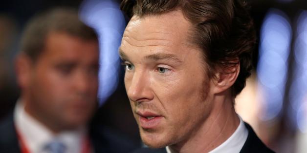 Benedict Cumberbatch ist nicht mit der britischen Flüchtlingspolitik einverstanden