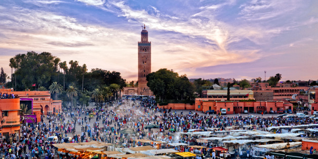 Marrakech classée meilleure destination de voyage pour les Anglais
