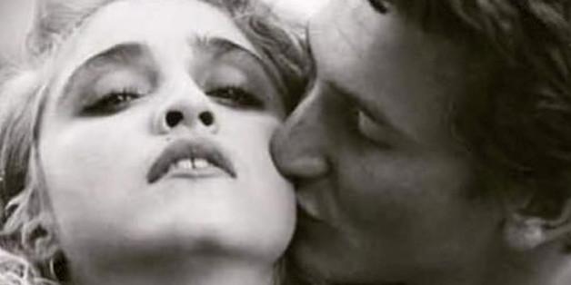 Dieses Foto postet Madonna auf ihrer Facebook-Seite
