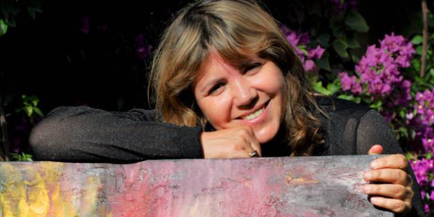 """L'artiste marocaine Hayat Saidi remporte le prix """"Oscar Dell'Arte"""" à Monaco"""
