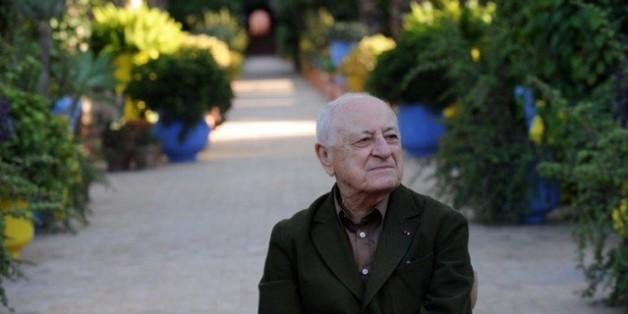 Pierre Bergé revient sur sa vie à Marrakech avec YSL et la vente de sa collection