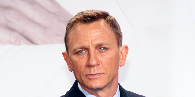 BERLIN, GERMANY - OCTOBER 28:  Daniel Craig attends the 'Spectre' Germany premiere in on October 28, 2015 in Berlin, Germany.  (Photo by Anita Bugge/WireImage)