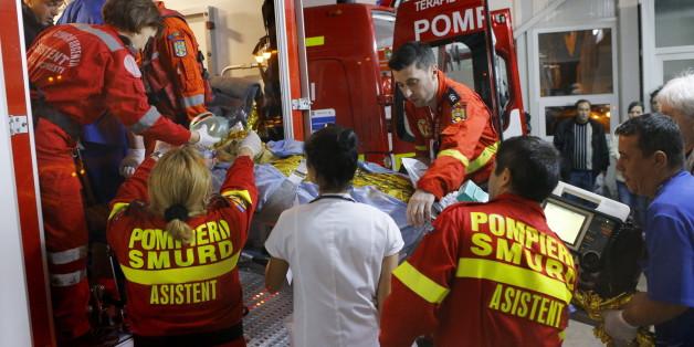 Tragödie in Bukarester Nachtclub: Ein Brand nahm mindestens 27 Menschen das Leben