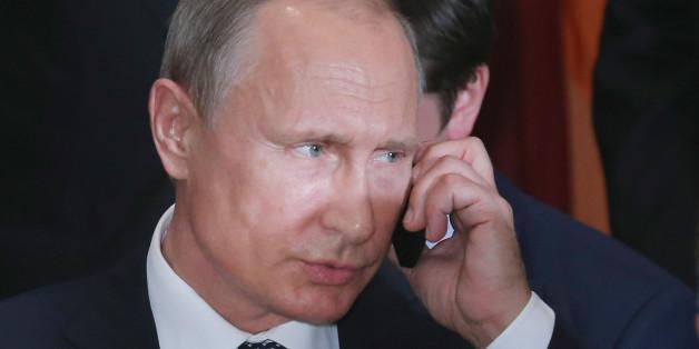 Die russische Regierung fürchtet offenbar einen amerikanischen Angriff