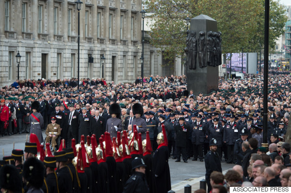 remembrance sunday uk