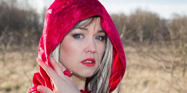 Kerry - aka Little Red Riding Hood