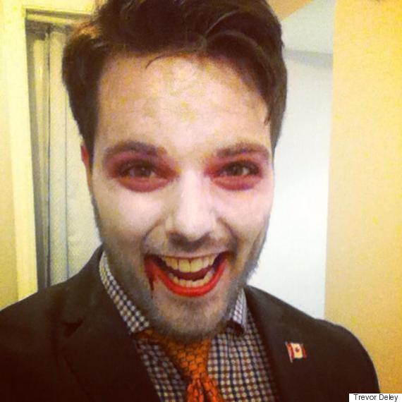 thomas mulcair halloween