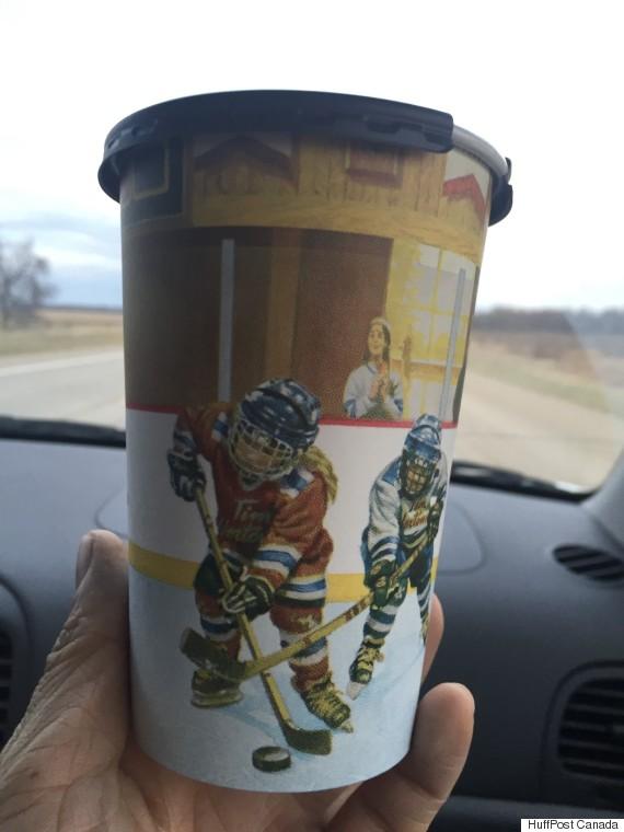 tim hortons seasonal cup embed