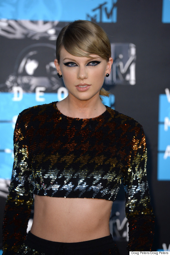 Taylor Swift Being Sued For £27m For Allegedly Ripping Off The Lyrics For 'Shake It Off' From Another Artist