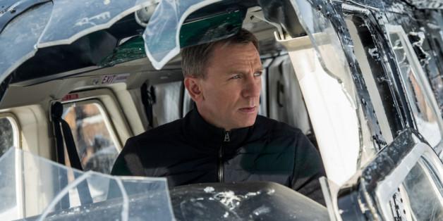 Daniel Craig spielt den James Bond in Spectre