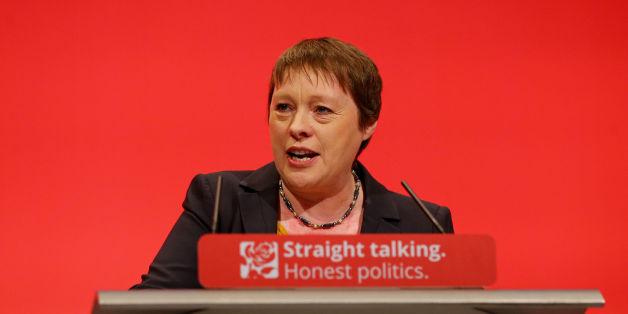 Shadow defence secretary Maria Eagle