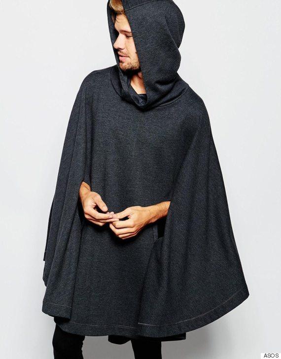 man cape