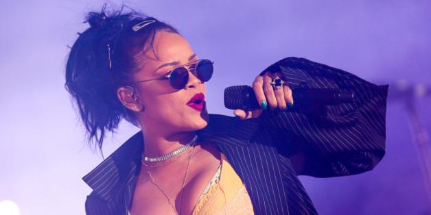 Rihanna ist unzufrieden mit ihrem neuen Album