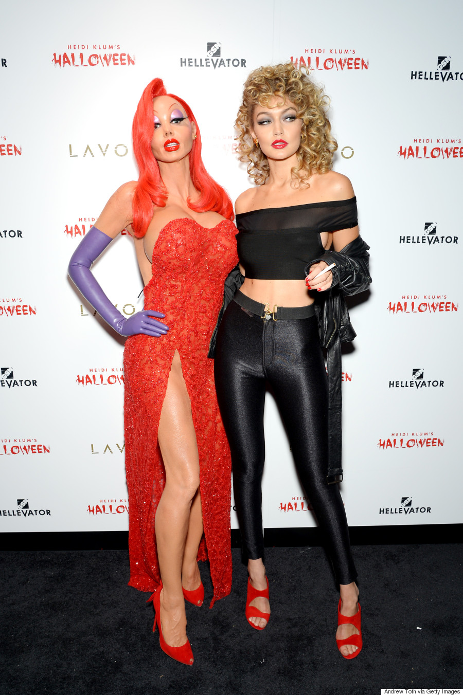 halloween 2015: the best celebrity costumes | huffpost canada