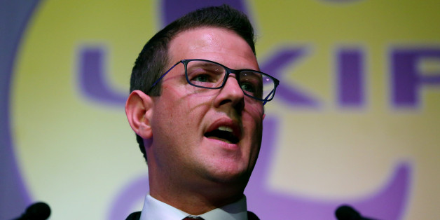 Paul Oakden, Ukip National Agent