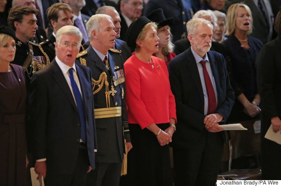 jeremy corbyn anthem
