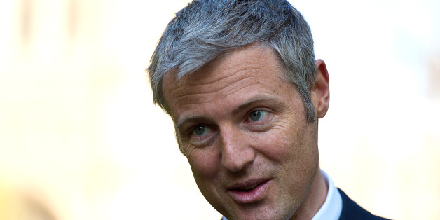 LONDON, ENGLAND - OCTOBER 02:   British Conservative politician and MP for Richmond Park, Zac Goldsmith poses for photographs in Westminster on October 2, 2015 in London, England. Zac Goldsmith was named Conservative candidate for the Mayor of London after winning by over 70%. The 2016 London Mayoral election will be held on May 5.  (Photo by Ben Pruchnie/Getty Images)
