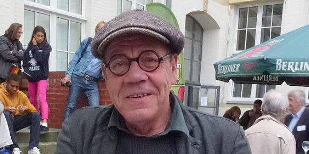 Der Journalist Helmut Schümann