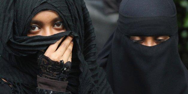 Das Burka-Verbot ist mal wieder im Gespräch