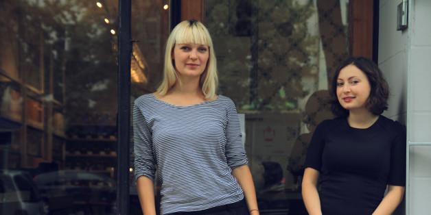 Milena und Sara haben Original Unverpackt in Berlin gegründet
