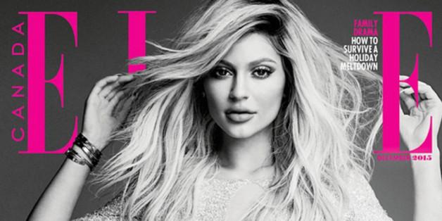 Kylie Jenner: Sexy in der Elle.