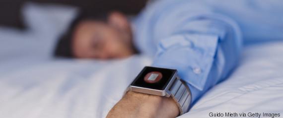 wearable computing sleep