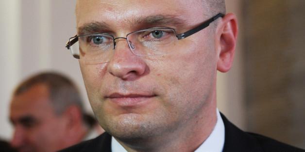 Der slowakische Abgeordnete Richard Sulik