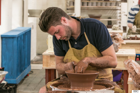 Viewers Stunned By Amount Of Innuendo In 'Great Pottery Throw Down', Clay's Answer To 'Great British Bake Off'