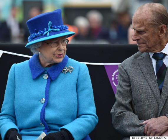 queen prince philip
