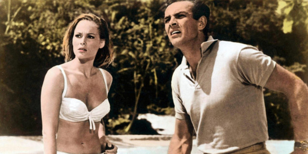 Das allererste Bond-Girl: Ursula Andress