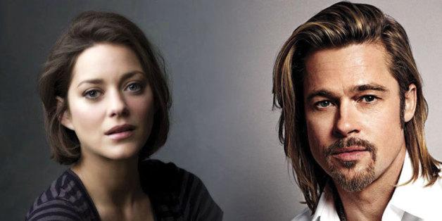 Brad Pitt et Marion Cotillard amoureux à Casablanca