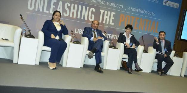 Le Maroc glane deux prêts au premier Forum économique de la Banque européenne pour la reconstruction et le développement