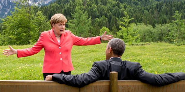 Merkel ist mächtiger als Obama - aber ein Mann toppt beide