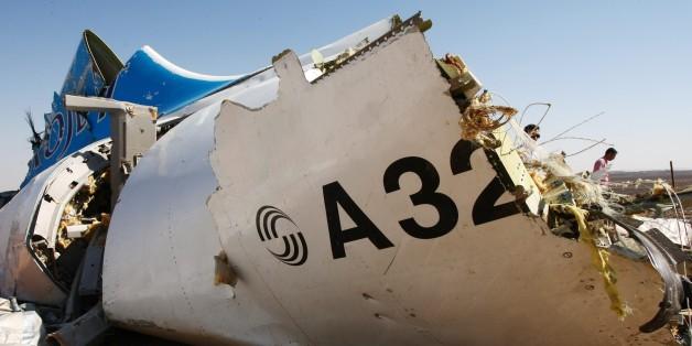 On sait pourquoi l'avion russe s'est écrasé en Égypte