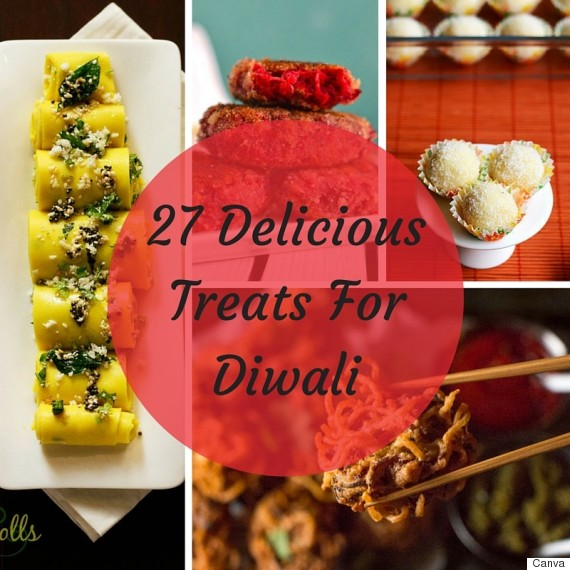 diwali treats