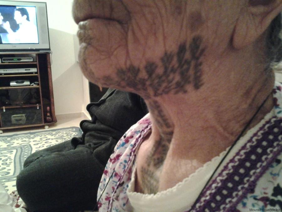 tatouage berbère