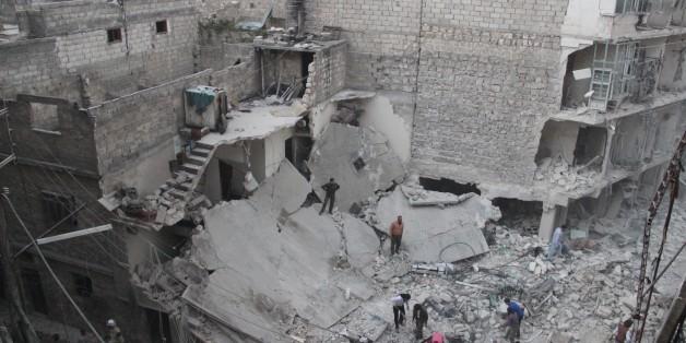 Syria's Two-Body Problem