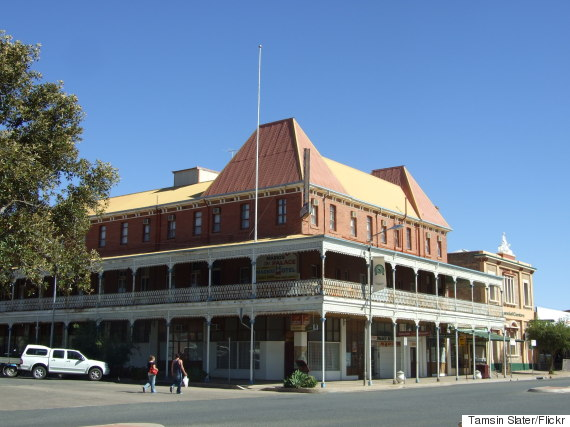 marios palace broken hill