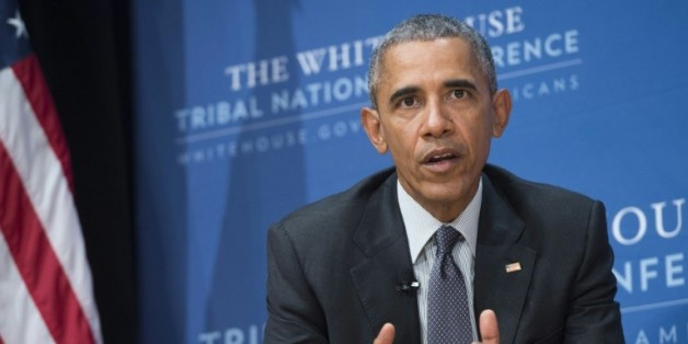 Barack Obama le 5 novembre 2015 à la Maison Blanche à Washington
