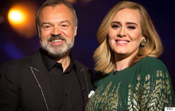 adele graham norton