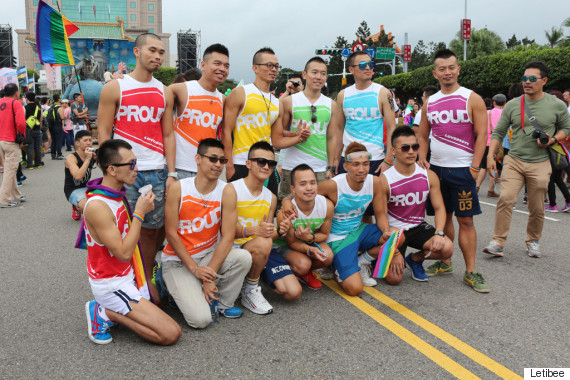 taiwan lgbt pride mens group