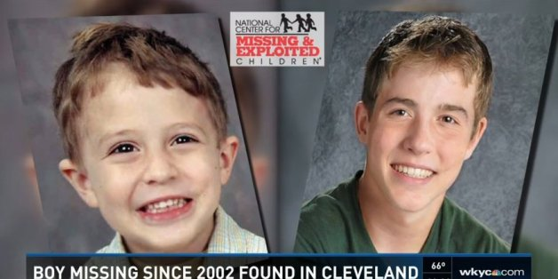 Julian Hernandez erfährt nach 13 Jahren, dass er gekidnapped wurde
