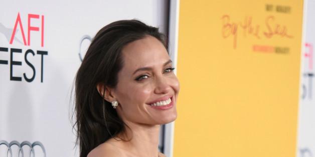Angelina Jolie bricht ihr Schweigen.