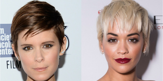 Der Short Cut ist ein heißer Frisuren-Trend.
