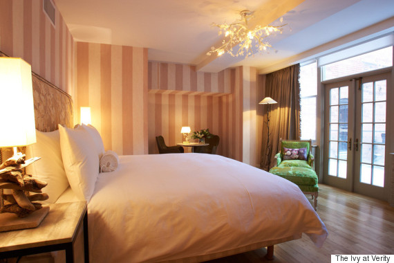best hotels for sleep