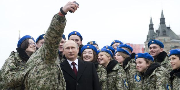 Was Putins ärgster Feind hier sagt, könnte gefährlich für ihn werden