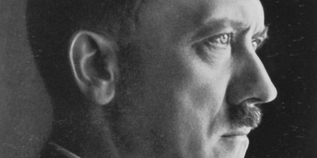 Portrait of Adolf Hitler, aged 47, Weimar Republic. (Photo by: Photo12/UIG via Getty Images)