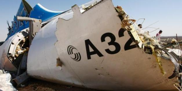 """Egypte: """"Pas encore de conclusions"""" sur la cause de la dislocation de l'avion"""